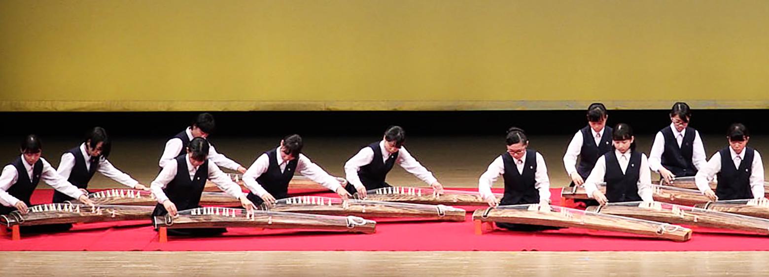 日本音楽 松江南高校